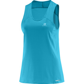 Salomon Comet Tank Women enamel blue